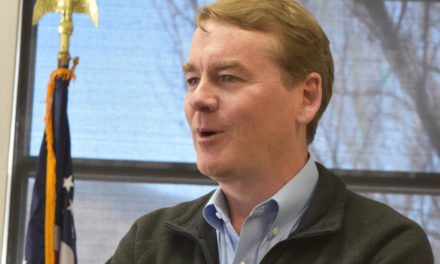 Bennet addresses locals' concerns at town hall
