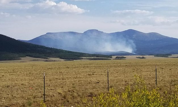Park County fire grows to 47 acres