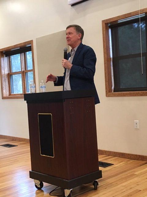 Guest Opinion: Senator John Hickenlooper Reflects on Capitol Domestic Terrorism
