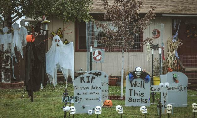 Spirits of the Halloween Season