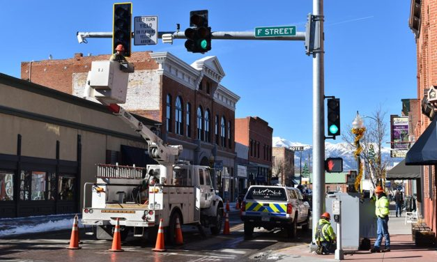 CDOT re-reconfigures downtown Salida intersection
