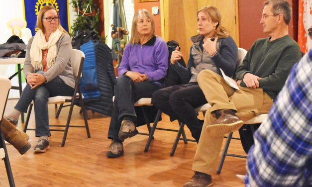Chaffee Homeless Coalition holds town hall meeting