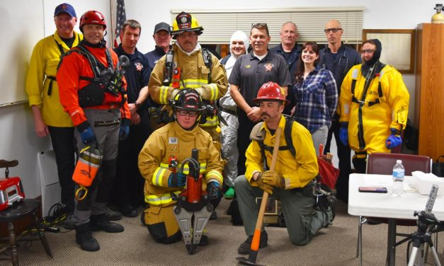 Fire Dept., School District lead off Salida work session
