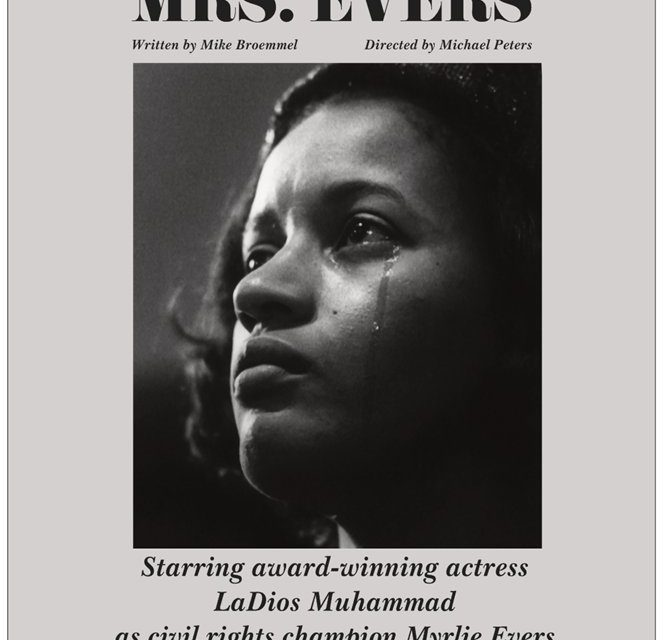 Salida hosts World Premier of Call Me Mrs. Evers