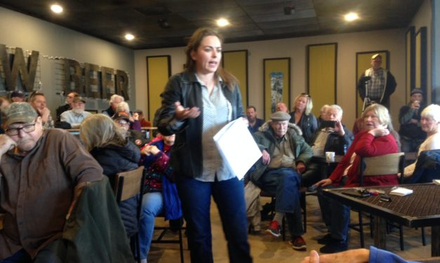 Senator Donovan Appears at Contentious Salida Town Hall