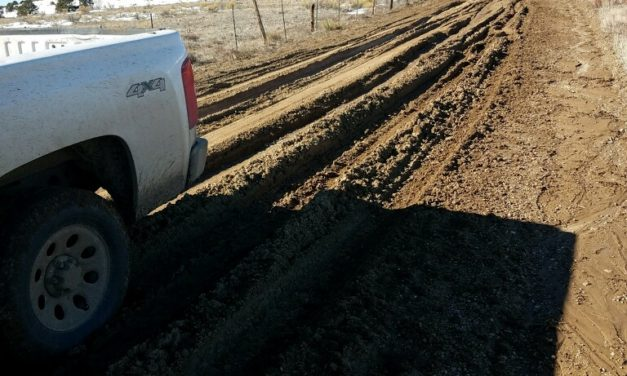 """Mud season"" and what that means in rural counties"