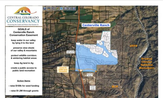 """""""Watershed"""" moment; conservation easement would preserve 70 percent of Centerville Ranch"""