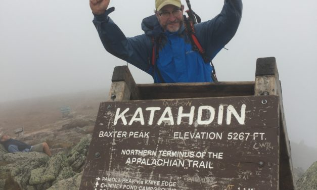 "GARNA  brings ""Hiking the Appalachian Trail""  to Salida"