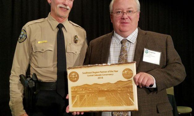 Salida-based Central Colorado Conservancy named SE Region Partner of the Year