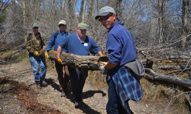 Hands for Lands ditch volunteers needed for Kelly Ranch this weekend