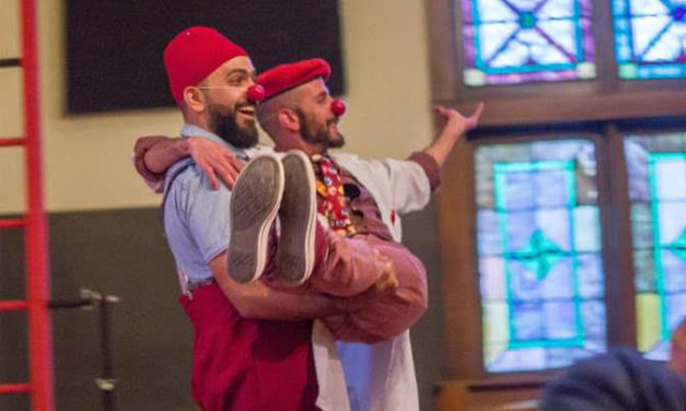 Red Noses Palestine to delight Salida 'Kids' of all ages