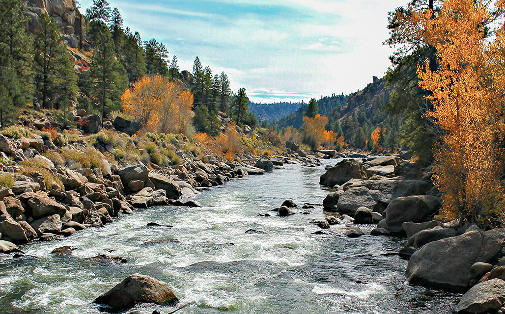 A Milestone is Reached: a Management Plan for Browns Canyon National Monument
