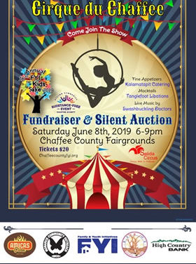 Cirque de Chaffee to  benefit county youth initiatives