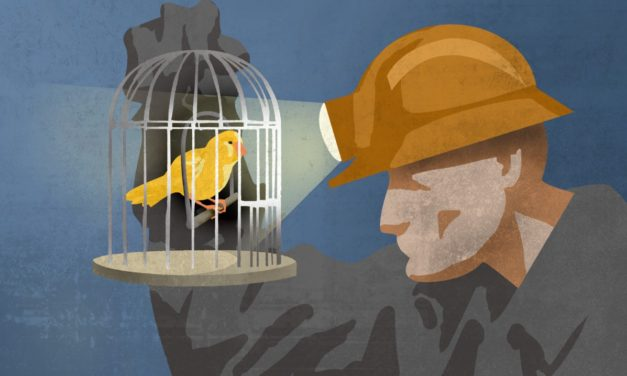 The Canaries in the Coal Mine: methane levels on alarming rise