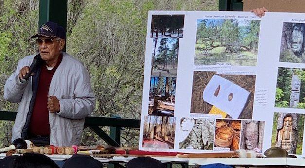 GARNA introduces Salida sixth graders to Native American cultural preservation