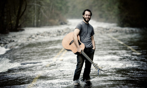 'Acoustic Ninja' Trace Bundy to perform Thursday at The Loft Orpheum Theater