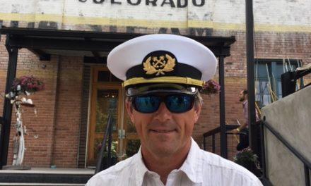 Kayaking pioneer, FIBArk enthusiast Joel McBride is 2019 Commodore