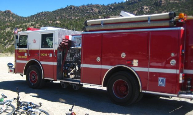 Buena Vista Fire Department scaling services, staff to 'be there in time of need'