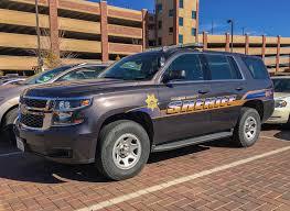 Poncha Springs Selects Sheriff Law Enforcement proposal