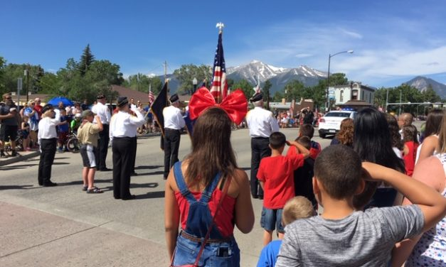 A Fourth of July parade to remember in BV