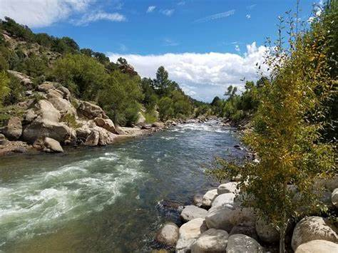 Man swept away in Arkansas River, drowns in high-water