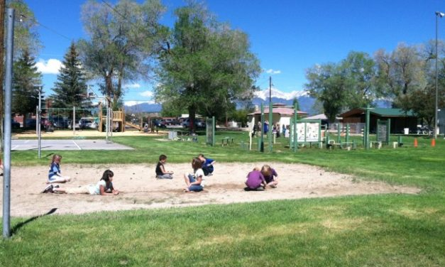 City Of Salida Parks and Recreation Open Space and Trail Master Plan Renovations Begin