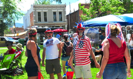Ideas Brainstormed for Fourth of July Activities in Salida