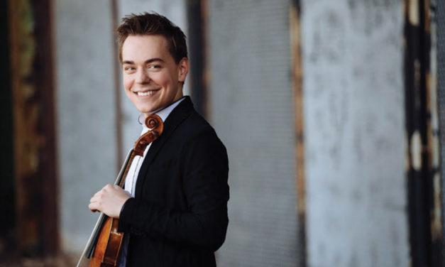 Salida Aspen Concert Series continues with violist Matthew Lipman