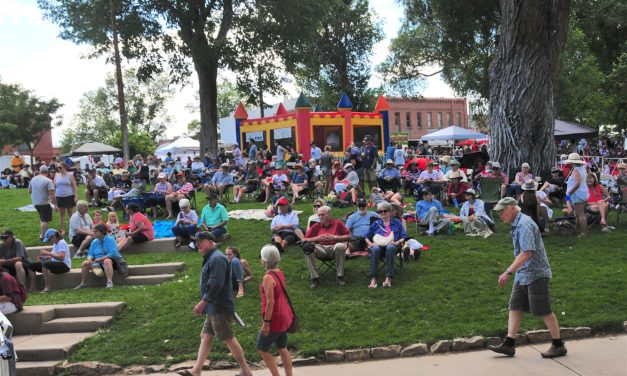 Tradition and fun defined Salida's 4th of July celebration