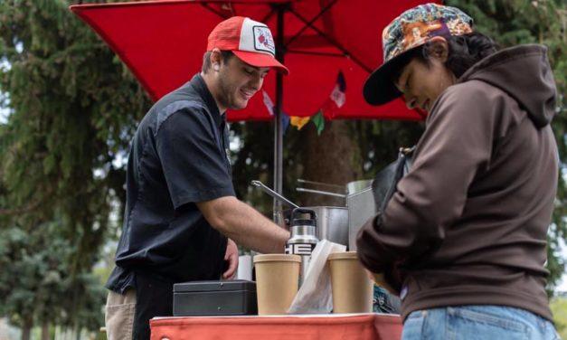 King Kaeng's Rotating Curry strides towards zero waste