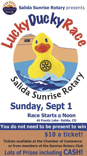 Lucky Ducky Race