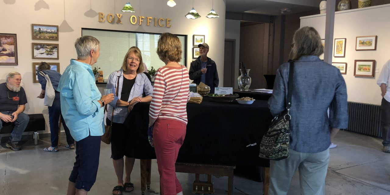 Monthly Creative Mixer, Salida Council for the Arts