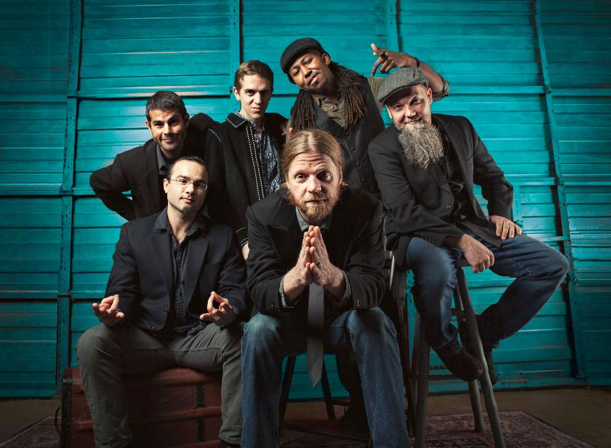 Ghost Train Blues Band brings Beale Street to BV