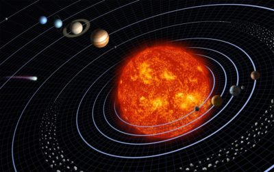 What happens to Earth when the sun begins to die? - by