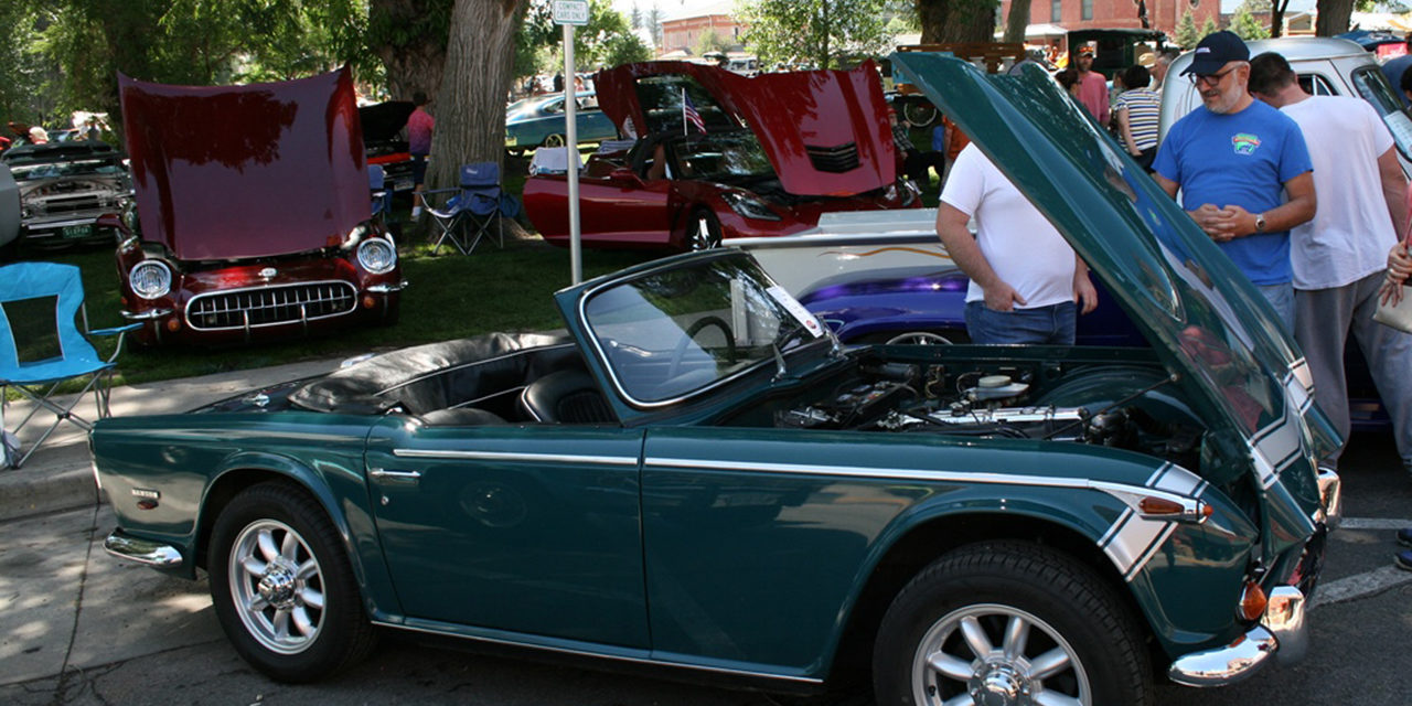 Angel of Shavano Car Show brings out auto enthusiasts