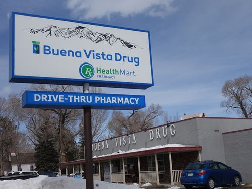 Buena Vista Drug celebrates 50 years of service to Chaffee County today
