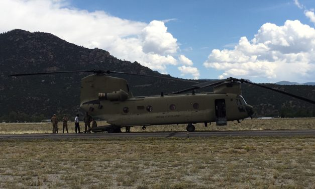 BV welcomes HAATS training helicopters to Central Colorado Regional Airport
