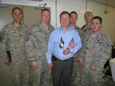 Congressman Doug Lamborn's office accepting applications for service academy nominations