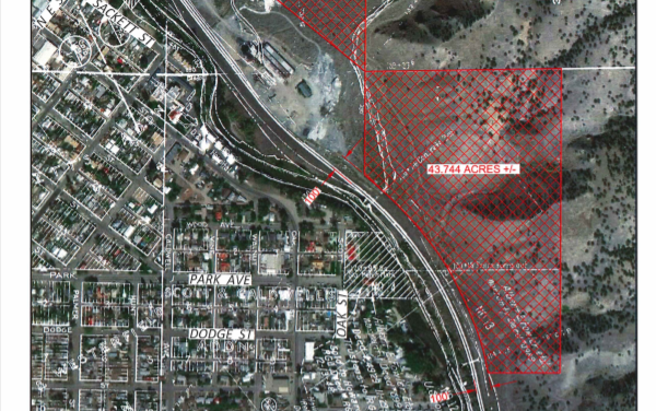 Salida City Council land purchase from Union Pacific Railroad approved