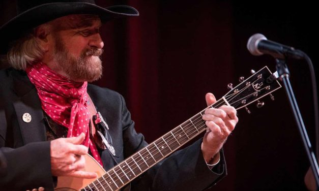 Michael Martin Murphey and Carin Mari to headline the Tabor Opera House this weekend