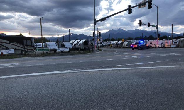 Update: Man in Poncha Springs shooting pronounced dead
