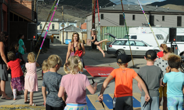Salida Circus Now Accepting Registrations for Upcoming Summer Camps