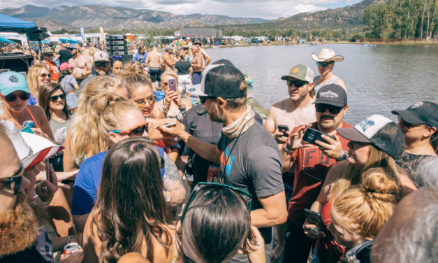 Seven Peaks Music Festival generally incident free,  Dierks Bentley, cited for fishing without a license