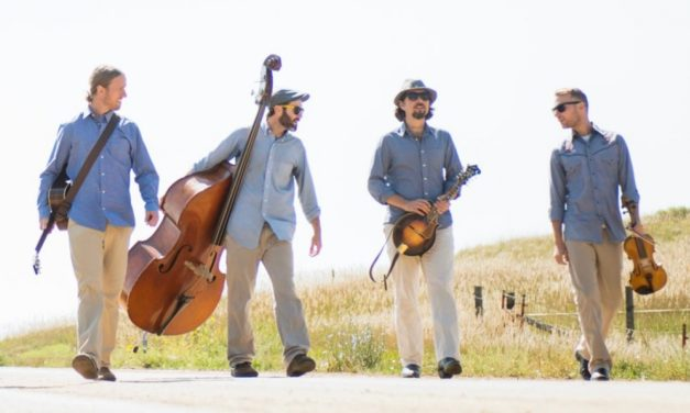 Rapidgrass returns to Valley, appearing at Seven Peaks Music Festival