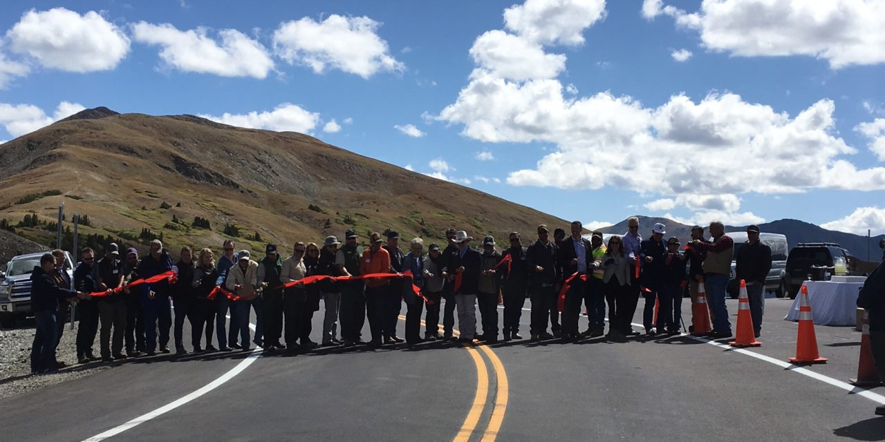 """Cottonwood Pass opens after long wait, described as – """"one amazingly beautiful road"""""""