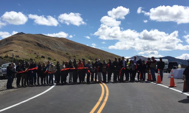 "Cottonwood Pass opens after long wait, described as – ""one amazingly beautiful road"""