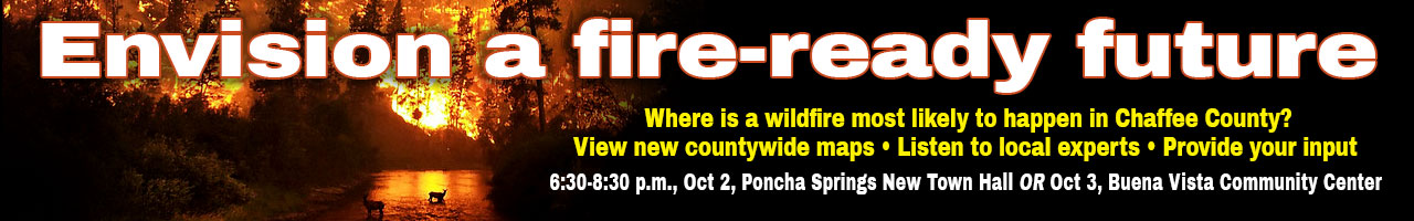 Envision Chaffee County Wildfire