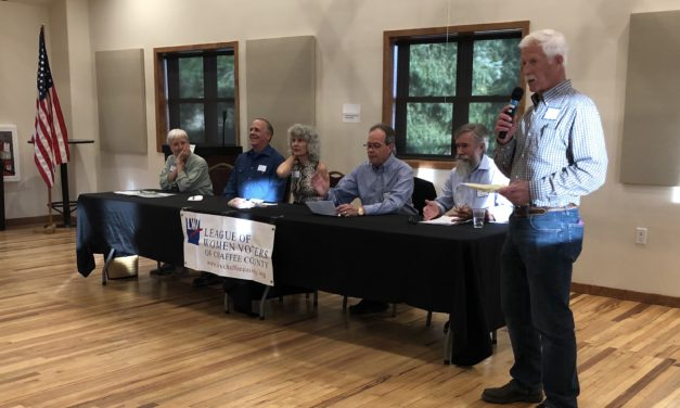 Week-long Series of Conversations with Salida elected officials in Ark Valley Voice