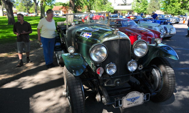 Colorado Grand delights car enthusiasts, provides donations