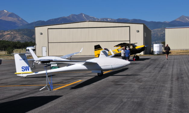 Salida airport manager wants to keep success flying